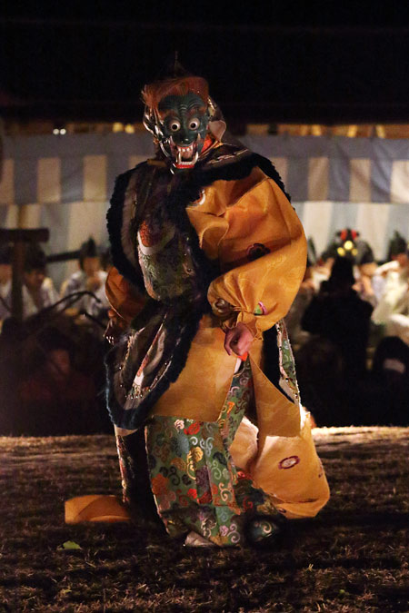 お旅所祭 神事芸能8