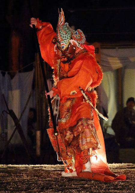 お旅所祭 神事芸能9