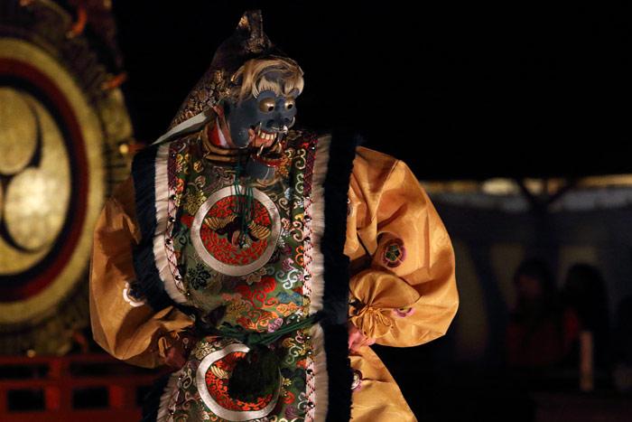 お旅所祭 神事芸能12