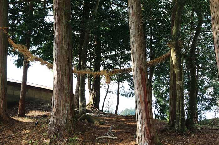 菅生 山の神3