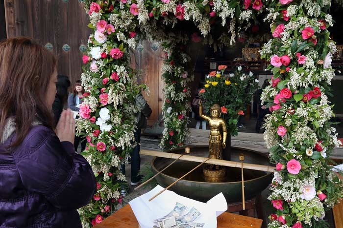 東大寺 仏生会1