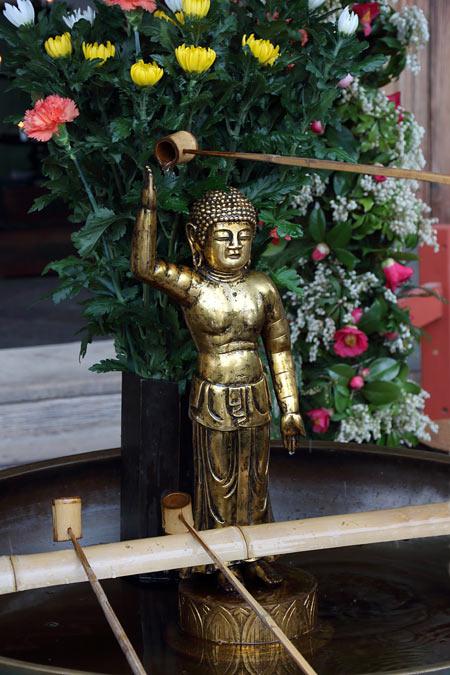 東大寺 仏生会3