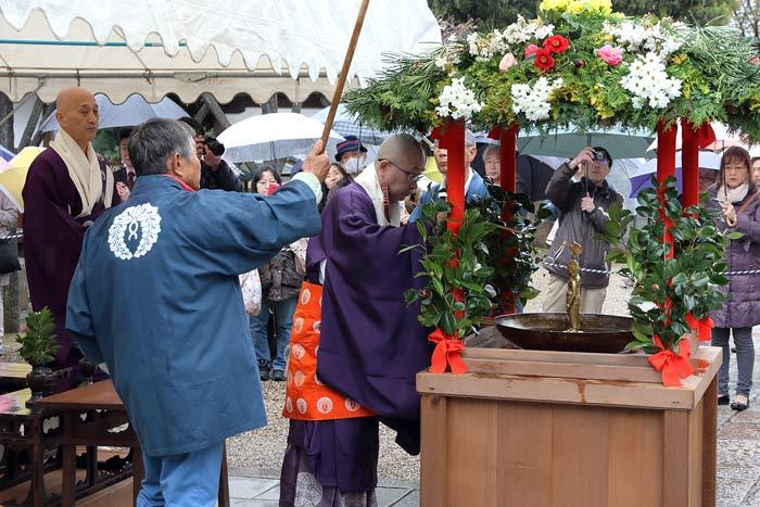 興福寺 仏生会1