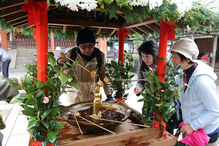 興福寺 仏生会2