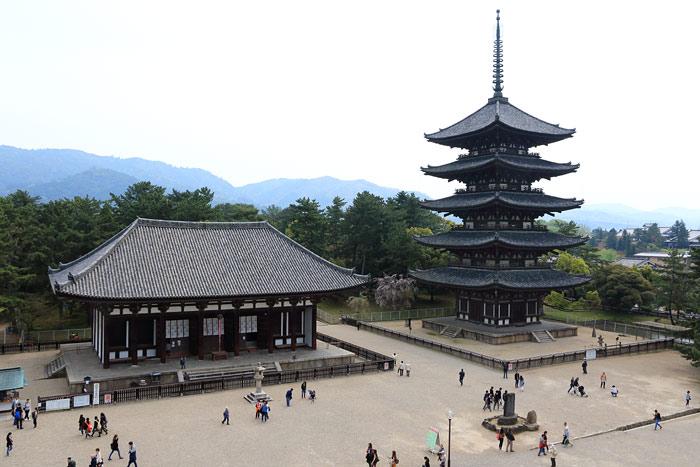 興福寺 中金堂3