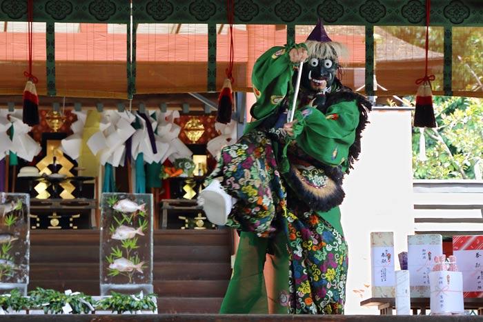 氷室神社 献氷祭2