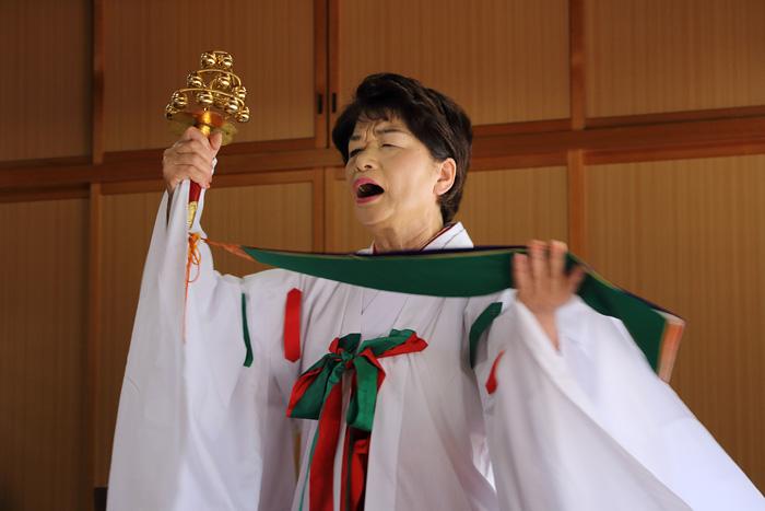 糸井神社 太太神楽3