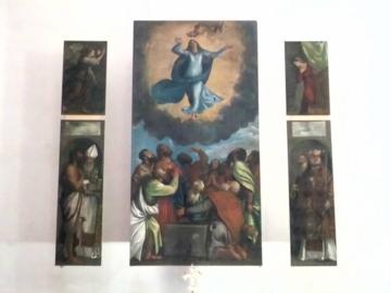 クルーズ234ティツィアーノ:聖母被昇天