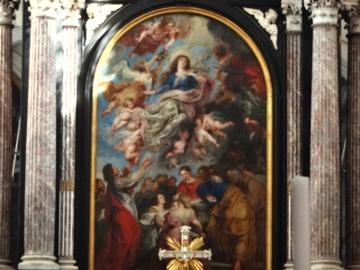 クルーズ237ルーベンス:聖母被昇天