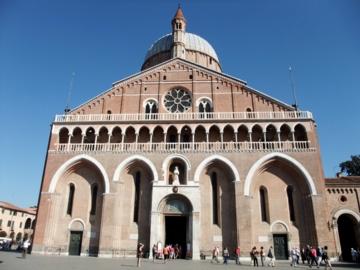 パドヴァ008聖アントニオ聖堂