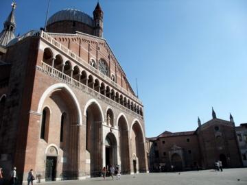 パドヴァ17聖アントニオ聖堂