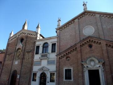 パドヴァ18礼拝堂と信者会