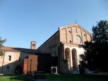 パドヴァ36エレミターニ教会