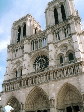 パリ26ノートルダム大聖堂