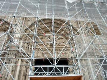 パリ31シャルトルノートルダム大聖堂