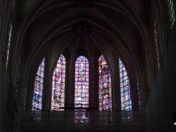 パリ37シャルトル大聖堂