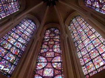 パリ40シャルトル大聖堂