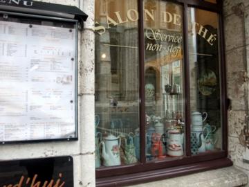パリ43カフェ