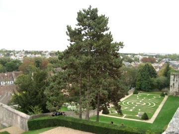 パリ49大聖堂庭園