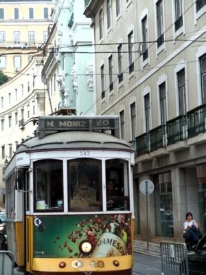 ポルトガル027路面電車