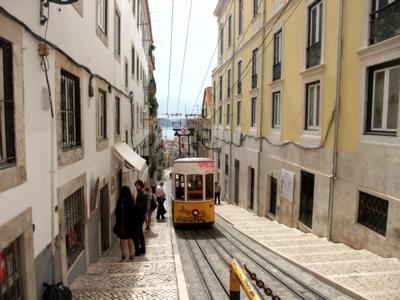 ポルトガル028ケーブルカー
