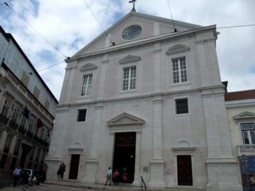 ポルトガル038サンロケ教会