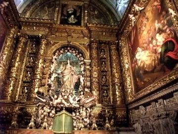 ポルトガル043サンロケ教会マリア
