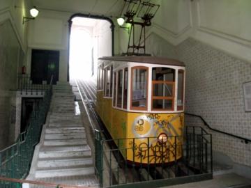 ポルトガル049ケーブルカー