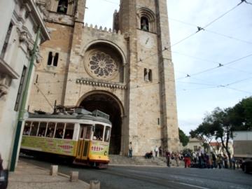 ポルトガル059リスボン大聖堂