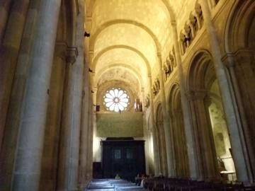 ポルトガル062リスボン大聖堂