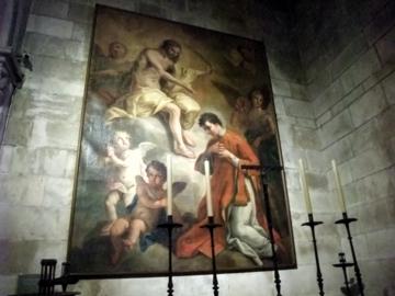 ポルトガル064リスボン大聖堂