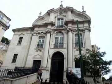 ポルトガル066聖アントニオ教会