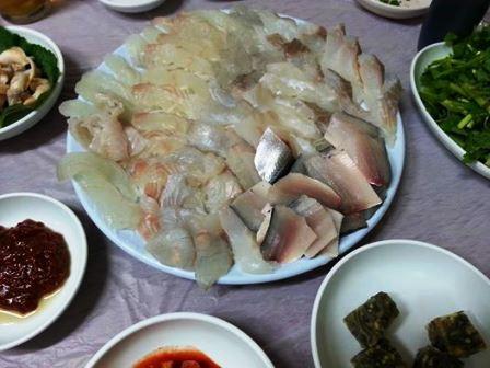 釜山「龍光食堂」②