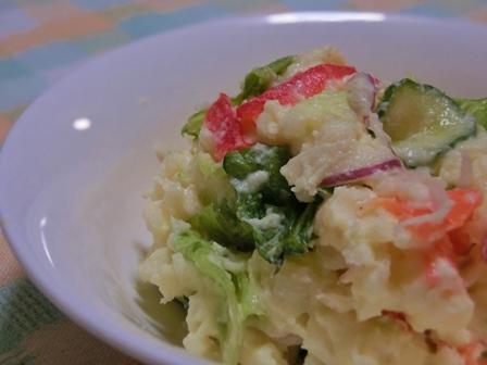 Salad Cafe「北海道産男爵ポテトサラダ」