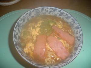 大黒軒醤油ラーメン3