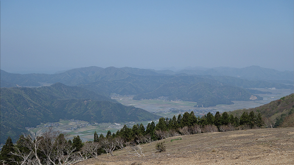 小隠里@はじまりの山へ