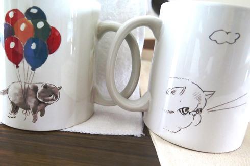 7)べべマグカップ