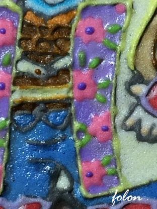 花の慶次クッキー♪08
