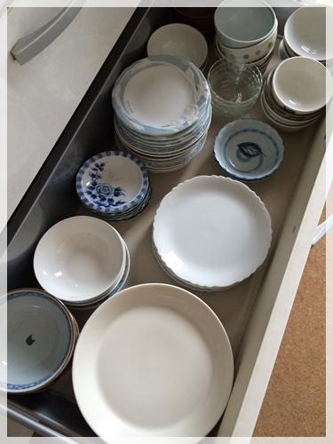 妹の家の食器
