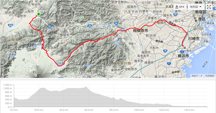 チーム合宿・山梨15321・22-地図1