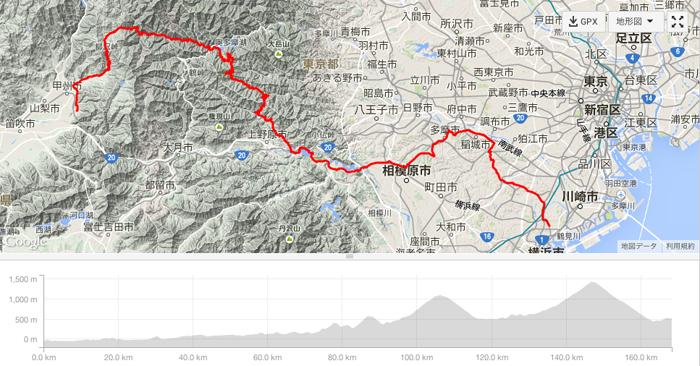 チーム合宿・山梨15321・22-地図2