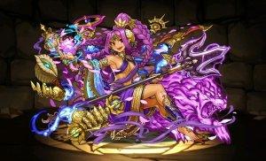 魔掌の討女神ドゥルガー