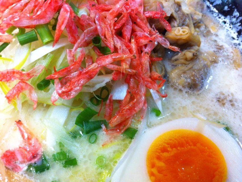 シロクマ食堂ラーメン201412