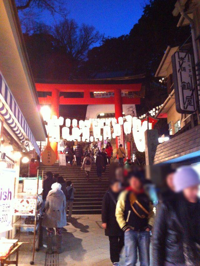 2015江ノ島参道