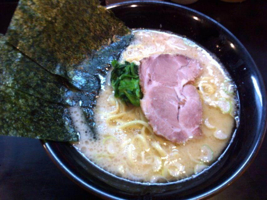 201501尾壱家ラーメン1