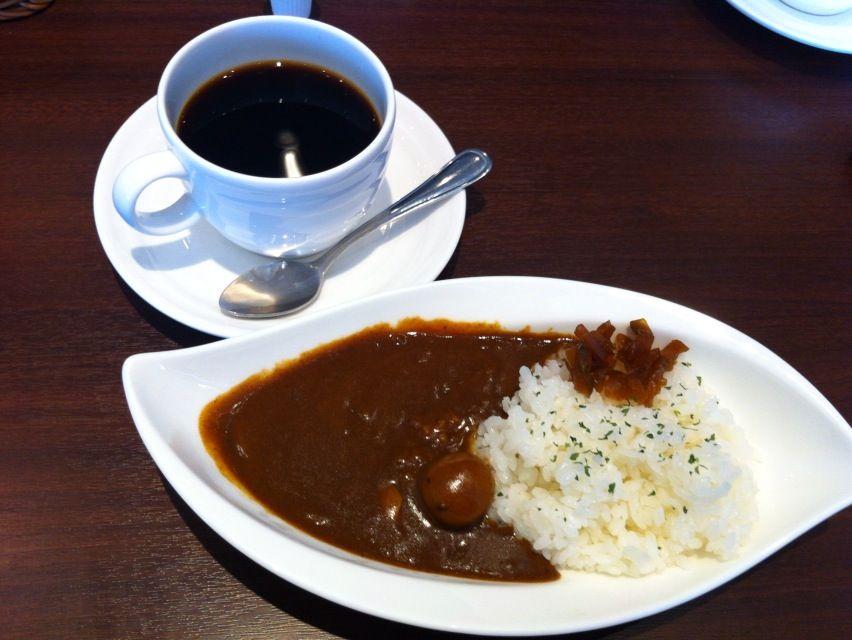 森ノ珈琲店カレー
