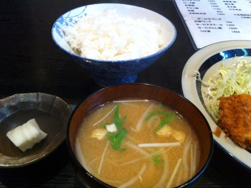 らん亭定食2