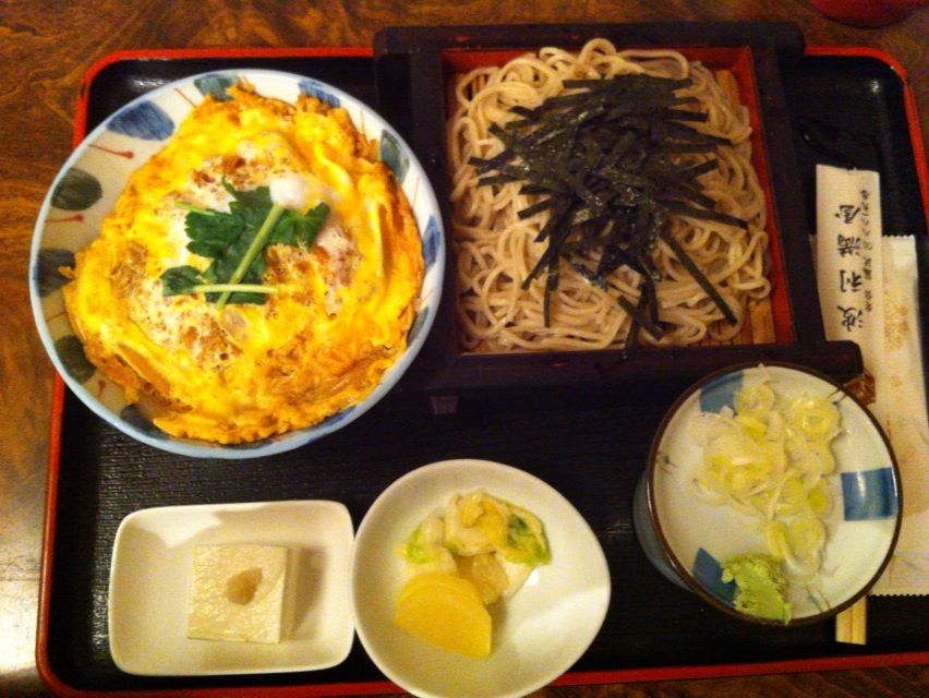 波利満屋カツ丼1
