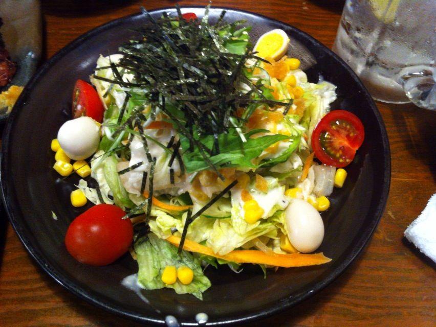 201504やきとり工房サラダ