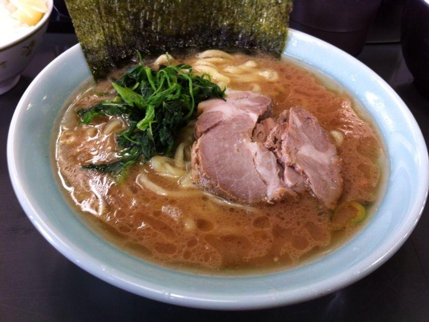 真鍋家ラーメン1